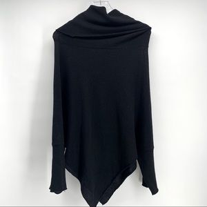 ALE Alessandro Albaneses Cashmere Sweater Poncho